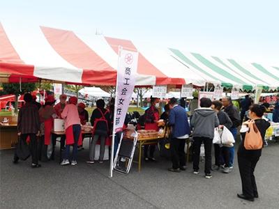 女性部 明和町産業祭